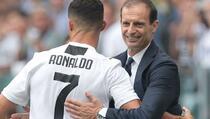 Allegri potvrdio da će Cristiano Ronaldo napustiti Juventus
