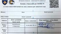 Potvrde o vakcinaciji nisu priznate u EU, Ministarstvo zdravlja tvrdi drugačije