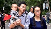 Roditeljima u Kini odobreno da imaju i treće dijete