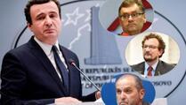 Ostavka člana ekspertskog tima za dijalog sa Srbijom