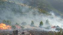 Prizren: Požar u ataru Novog Sela