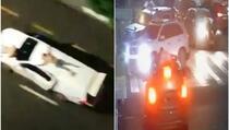 Pljačkaši banke vezali ljude na vozilo kojim su bježali! Koristili taoce kao živi štit