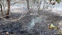 Na Kosovu aktivna četiri požara