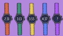 Koje vrijeme treba da pokazuje posljednji sat?