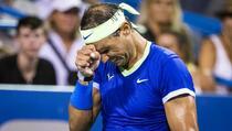 Ni Rafael Nadal ne igra na US Openu, ima problem s povredom iz 2005. godine