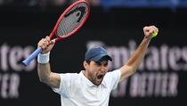 Senzacija na Australian Openu: 114. igrač svijeta ušao u polufinale