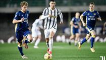 Juventus kiksao na Bentegodiju, prečka ga spasila od poraza