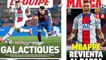 Kylian Mbappe je simultankom protiv Barcelone ušao u odabrano društvo