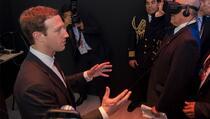 Zuckerber: Trebali bismo se teleportirati, ne transportirati