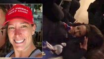 Obožavala Trumpa: Ko je bila žena koja je sinoć ubijena u Kongresu?