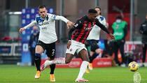 Milan sve dalje od titule, presudio im Interov posuđeni igrač