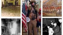 Historija nasilja na Kapitolu, od bombi do stranih invazija