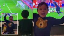 Messijevi sinovi s oduševljenjem proslavili očev gol iz slobodnjaka