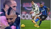 """Vidalov """"smrtni grijeh"""": Hoće li gol protiv Juventusa smekšati navijače Intera?"""