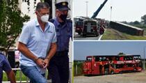 Vozač autobusa bi mogao, ukoliko bude osuđen u Hrvatskoj, da izdržava kaznu na Kosovu