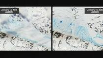 WMO: Zabilježen najviši temperaturni rekordi i na Antarktiku