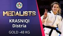 Distriji Krasniqi od Kosova 100.000 eura