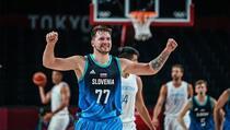 Nevjerovatni Dončić postigao 48 poena u pobjedi Slovenije nad Argentinom