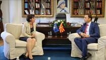 """Gërvalla-Schwarz u Skoplju: Inicijativa """"Otvoreni Balkan"""" opasna"""