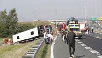 Hrvatska: Autobus sa Kosova sletio s puta, najmanje 10 poginulih, 45 povređenih