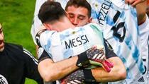 Gaučosi u finalu: Lionel Messi igrao sa krvavom nogom i oduševio Argentince