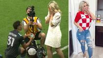 MSL: Nogometaš kleknuo i u prijenosu zaprosio djevojku