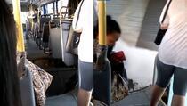 Brazil: Autobus se u vožnji prepolovio, građani sve zabilježili