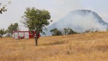 Apel MUP-a: Usljed visokih temperatura povećan rizik od izbijanja požara