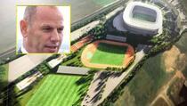 Ladrovci: Nacionalni stadion će se graditi u Glogovcu, ni Osmani ni Kurti ne mogu da promjene lokaciju