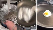 Mama na TikToku otkrila kako da vam se više nikada ne zalijepi hrana za tavu