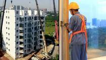 Zgradu od deset spratova izgradili za manje od 29 sati