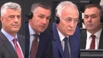Hag: Četvorica bivših lidra OVK imaće zajedničko suđenje