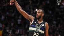 Raspoloženi Middleton seriju između Bucksa i Netsa odveo do sedme utakmice