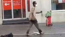 Njemačka policija objavila da je napadač iz Wurzburga 24-godišnji državljanin Somalije