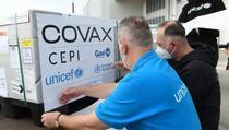 Unicef: Na Kosovo stiglo još 38.400 doza antikovid vakcine