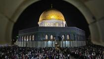 U Al-Aksi 90.000 ljudi obilježilo Lejletul-kadr