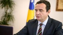 Kurti: Izmjenićemo sporazum o demarkaciji sa Crnom Gorom