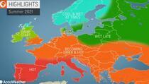 AccuWeather objavio veliku prognozu za ljeto: Zima se zadržala dugo, to će stvoriti probleme