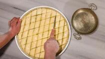 Kako napraviti i pravilno izrezati baklavu