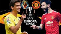 Večeras finale Evropske lige između Villarreala i Manchester Uniteda