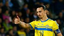 Težak udarac: Švedska na EURO ide bez Zlatana Ibrahimovića