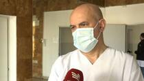 Sadiku: Pad broja hospitalizovanih na Infektivnoj klinici