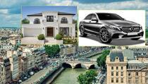 Francuska: Kosovar ukrao 80 hiljada eura, na Kosovu ocu kupio kuću i automobil