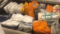 Londonska policija oduzela 5,8 miliona eura nakon što je uočila muškarca koji je u kesama nosio novac