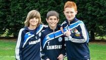 Dvojica dječaka sa ove slike igraju finale Lige prvaka, treći je staklar