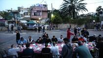 Jevrejski doseljenici napali Palestince tokom iftara