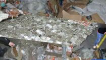 Sa Kosova u Tursku pokušao da prenese više od 400 kg marihuane