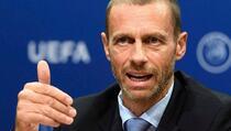 Čeferin: Klubovi će se morati izjasniti, ako su u Superligi neće moći igrati Ligu prvaka