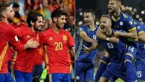 Fudbaleri Kosova se sastaju sa Španijom u meču koji je više od puke fudbalske utakmice