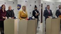 Emilija Redžepi, Duda Balje i Rasim Demiri podržavaju formiranje institucija